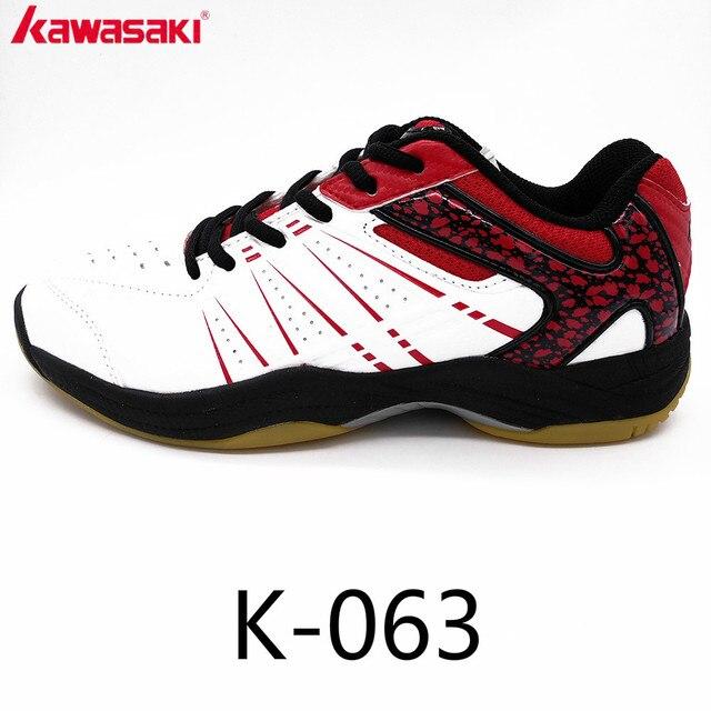 2017 Original Kawasaki Badminton Shoes Men And Women Zapatillas Deportivas Anti-Slippery Breathable K-061 062 063 For Lover