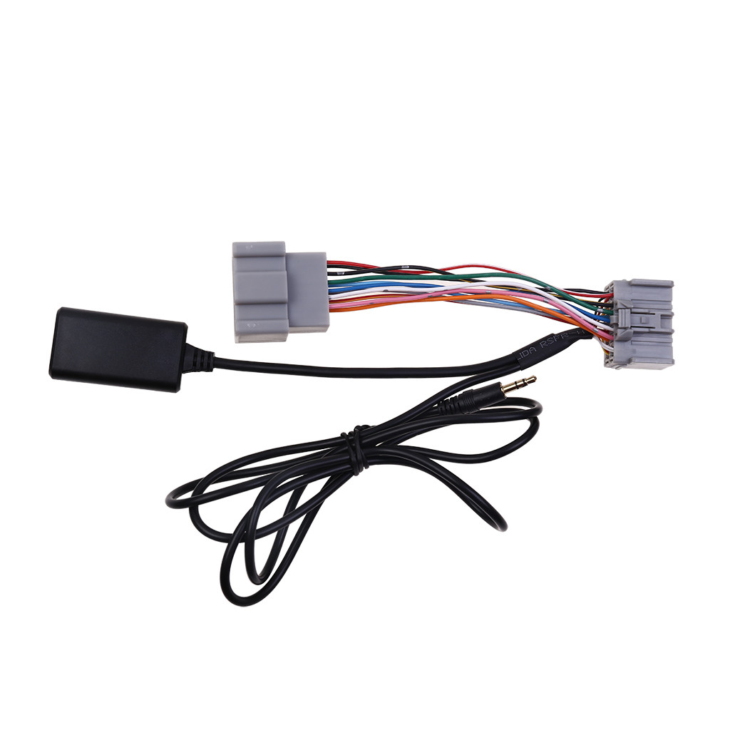 Cable adaptador Jack 3.5mm AUX audio-in para Volvo C30 S40 S60 S80 V50 V70 XC70