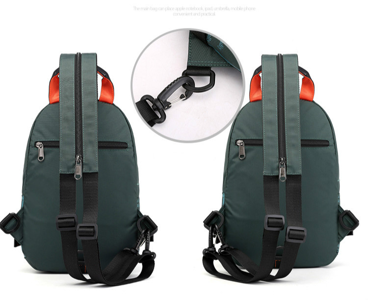 Multifunction Shoulder Backpack