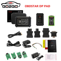 Hot Sale 100% Original OBDSTAR DP PAD Tablet Immobilizer+ EEPROM/PIC adapter+ OBDII Specially for Japanese and Korean Car