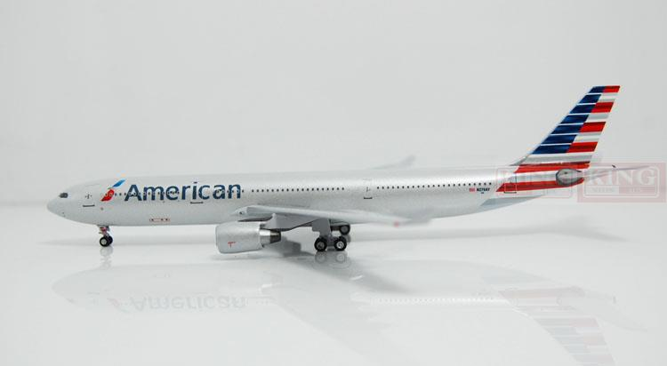 Aeroclassics American Airlines N278AY 1:400 N/C A330-300 commercial jetliners plane model hobby new phoenix 11207 b777 300er pk gii 1 400 skyteam aviation indonesia commercial jetliners plane model hobby