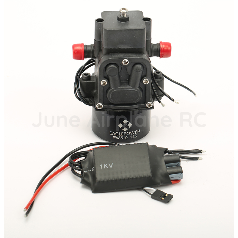 Eaglepower Brushless Water Pump Sprayer WA3510 48V 24V Diaphragm Pump for Plant Agriculture UAV Drone