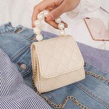 2019 Fashion Mini Shoulder Bags Women Luxury Pearl Crossbody