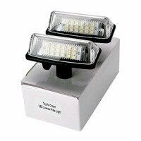 HengChiLun 2X12 V 6000 Karat LED Kennzeichen Licht Lampe Auto LED Kennzeichenbeleuchtung Für Toyota Crown S180 Corolla