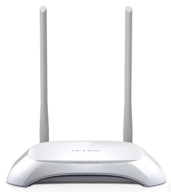 Wifi Router TP LINK TL WR842N Router Wireless Repeater 300Mbps ...