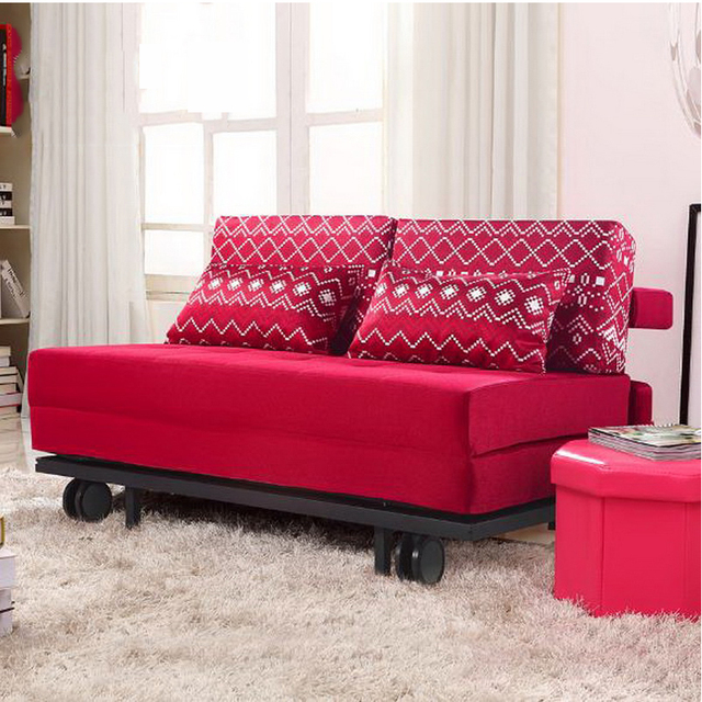 260313/1.2m/High Elasticity / Foam Sponge/Foldable Sofa Bed/Easy