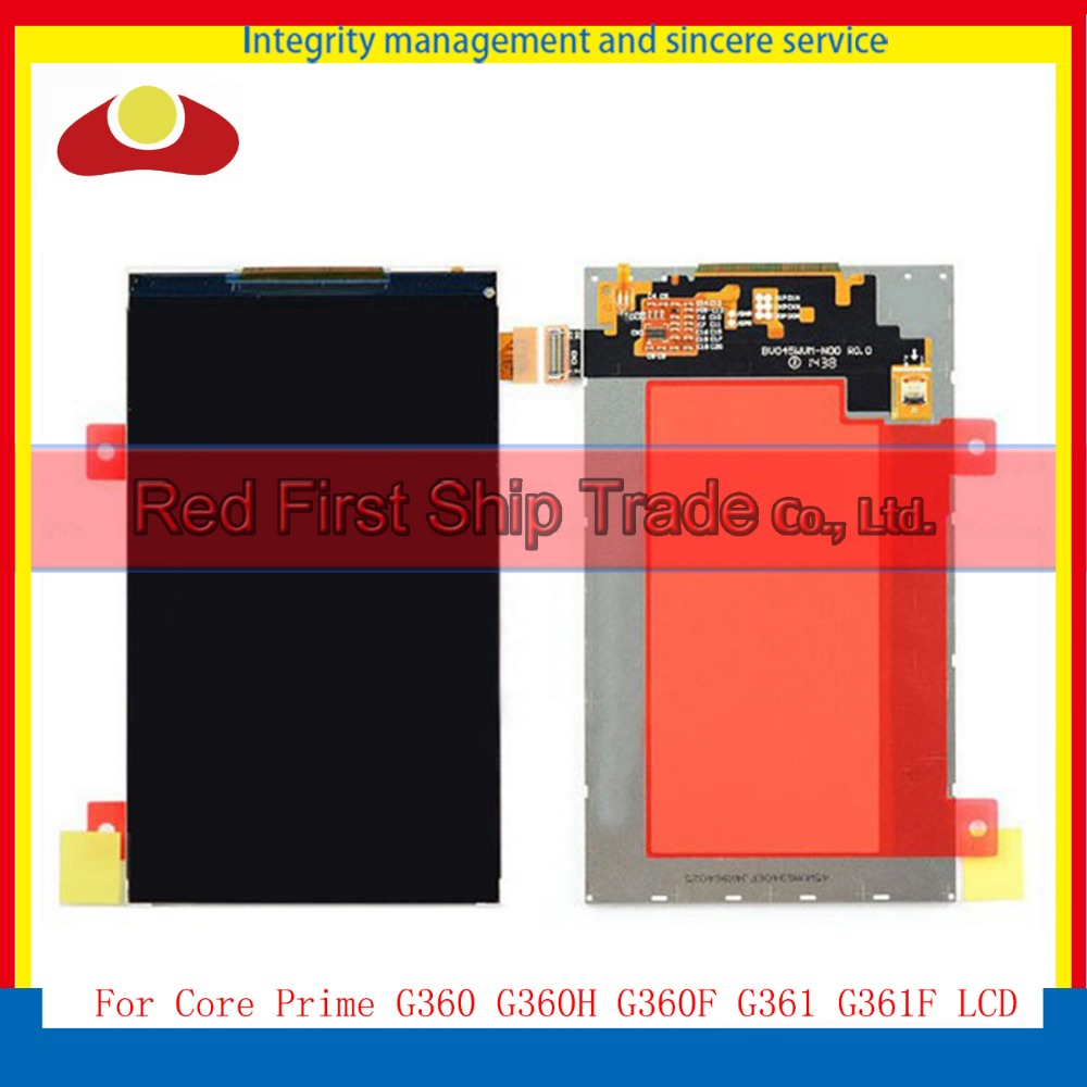 High Quality LCD For Samsung Galaxy Core Prime G360 G360H G360F G361 G361F LCD Display Screen Free Shipping+Tracking Code