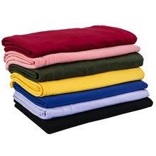 Jersey de tissu tricoté en soie de lait Spandex, tissu extensible dans les quatre sens pour hauts et doublure de vêtements de bricolage, 0.5 mètres/pièce TJ0535