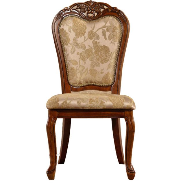 European Style Luxury Dining Styles The Tophams Hotel Dining Chair Wood  Dining Room Furniture