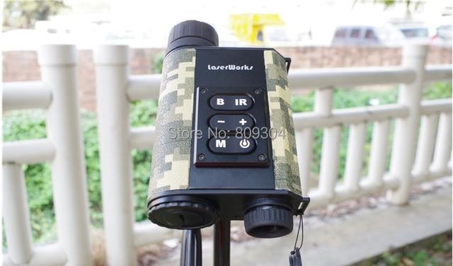 Digitale vergrößerung tag nachtsicht laser messen abstand