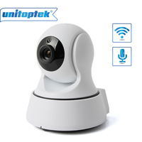 HD 720P 1 0MP PTZ Wifi IP Camera Security IR Cut Night Vision Two Way Audio