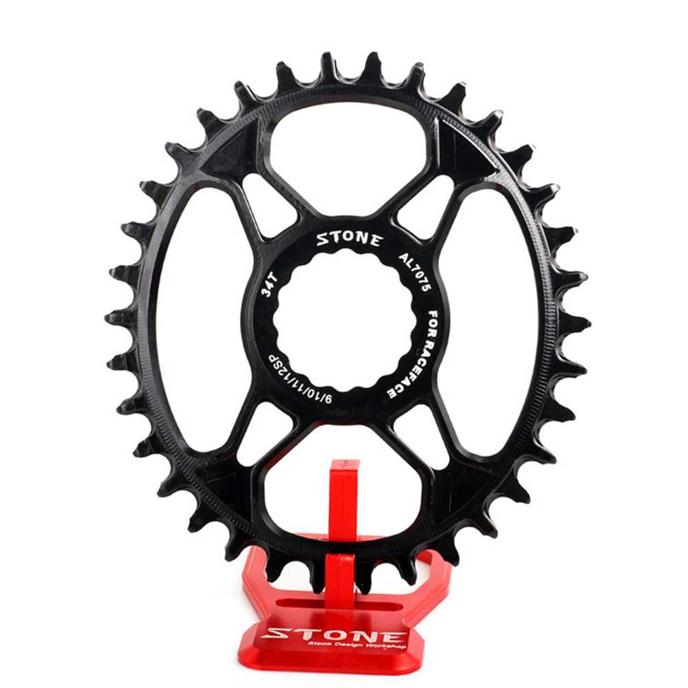 Stone Oval Single Chainring Direct Mount For BOOST 148mm RACE FACE NEXT SL SIXC Turbine Atlas