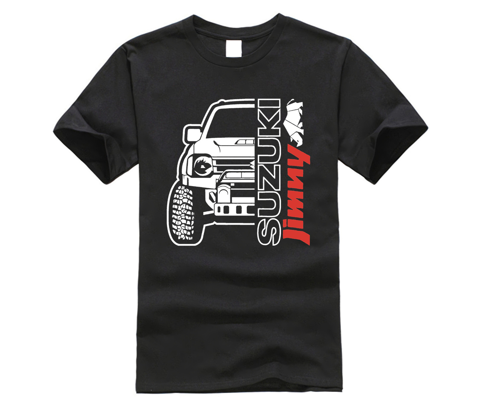 2019 Fashion Summer   T     Shirt   Classic Japanese car fans Jimny   T  -  SHIRT   Tee   Shirt