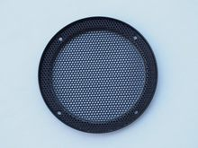 20pcs 3 INCH SUBWOOFER SPEAKER COVERS WAFFLE MESH GRILLS GRILLES PROTECT GUARD, freeshipping(China)