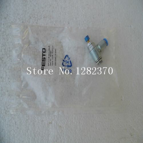 [SA]  FESTO gas fitting GRLA-1/8-QS-8-D spot 193145 --5pcs/lot[SA]  FESTO gas fitting GRLA-1/8-QS-8-D spot 193145 --5pcs/lot