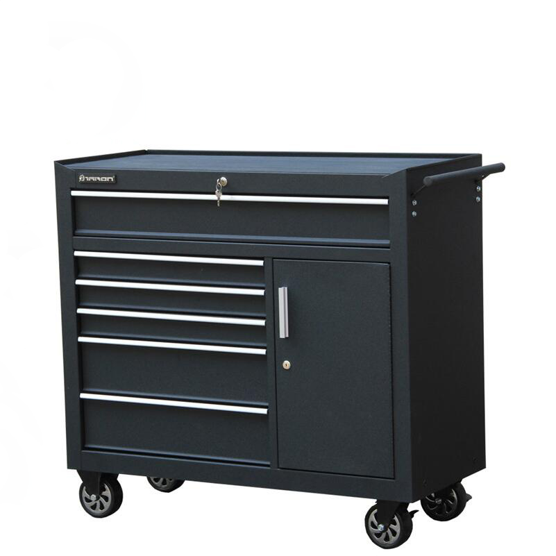 Большой многофункциональный Инструментальный шкаф Мобильная тележка для инструментов корзина замок ящик для инструментов