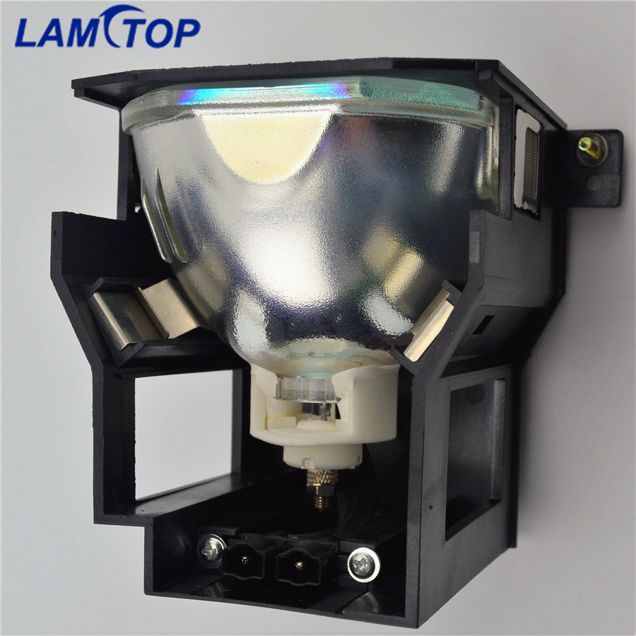 LAMTOP ET-LAD7700W Replacement Projector Lamp with Cage PT-D7000/D7700/D7700K/DW7000K/L7700/LW7000/LW7700 projector bulb et lab10 for panasonic pt lb10 pt lb10nt pt lb10nu pt lb10s pt lb20 with japan phoenix original lamp burner