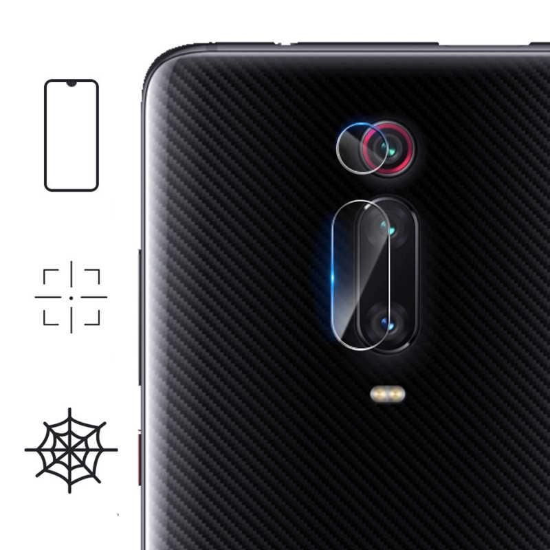 Cristal de la cámara para Red mi K20 Pro 2.5D lente trasera vidrio templado protector para Xiaomi mi 9 mi 9 mi 9 mi película protectora de la Cámara 9 T Pro