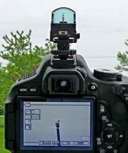 Image 5 - וקטור אופטיקה מיקרו רפלקס ציד Red Dot עם 3 מואה דוט מיני נשק אקדח Sight fit 21mm יבר או 11mm להשתלב Rail