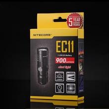 Top Sales NITECORE 900 LMs EC11 XM-L2 U2 LED Flashlight Wate