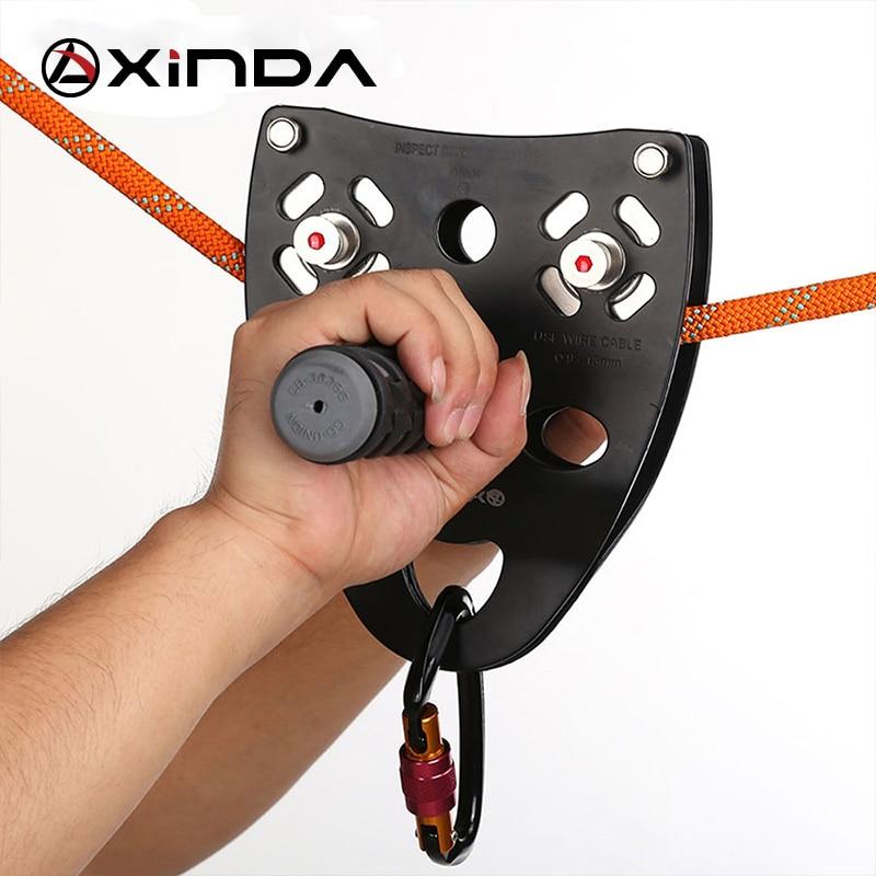 XINDA Professional Dəstək kasnağı Roller Ötürücü Xarici - Düşərgə və gəzinti - Fotoqrafiya 4