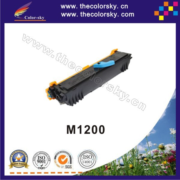 10x Eurotone Refill Powder for Epson Aculaser M 1200 Fills C13S050522
