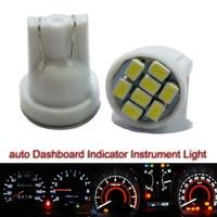 smd 1206 led 100pcs Car LED  T10 194 W5W 1 led 1206 3020  8 smd cob 6 chips Wedge Light Bulb Lamp white auto Reading Lights  parking bulbs (5)