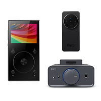 Bundle Sale Of FiiO Portable Hi Res Music Player X3 MKIII With FiiO Headphone Amplifier K5
