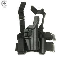 HK USP Gun Holster Tactical Military Airsoft Leg Holster Shooting Hunting Accessories Right Handed Pistol Thigh Holster Case