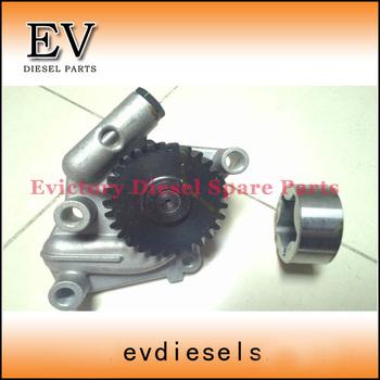 EV pasuje do wózka widłowego Yanmar 4TNE94 4D94E 4D94LE pompa olejowa 129900-32000 z wysyłką DHL tanie i dobre opinie evdiesels Aluminum oil pump