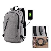 Multifunktions USB Lade Laptop Rucksäcke Teenager Lässig Reiserucksack Anti Dieb Rucksack Beliebte
