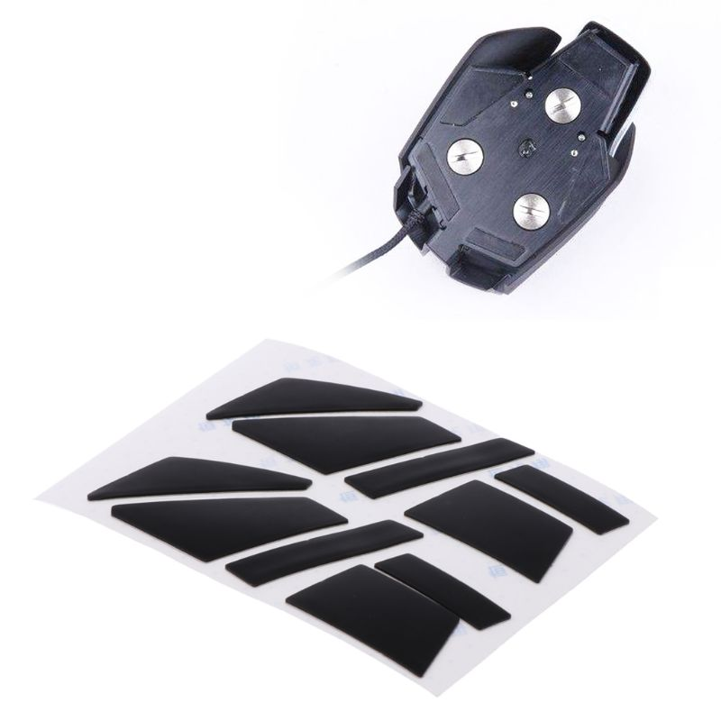Sunny 2 Sets 0.6mm Teflon Mouse Skates Mouse Sticker Pad For Corsair M65 Pro Rgb Mouse Limpid In Sight Mouse & Keyboards