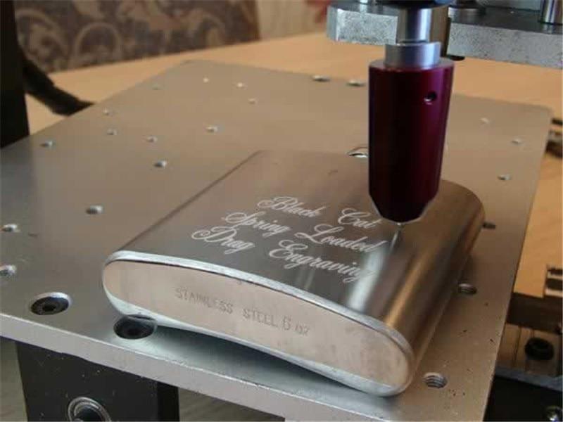 Talentool CNC Use Metal Engraving Tool Diamond Tip Drag Engraver 100 Degree D6mm