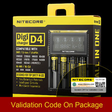 Страхования жк-интеллектуальные digicharger nitecore глобального схемы литий-ионный первоначально зарядное устройство