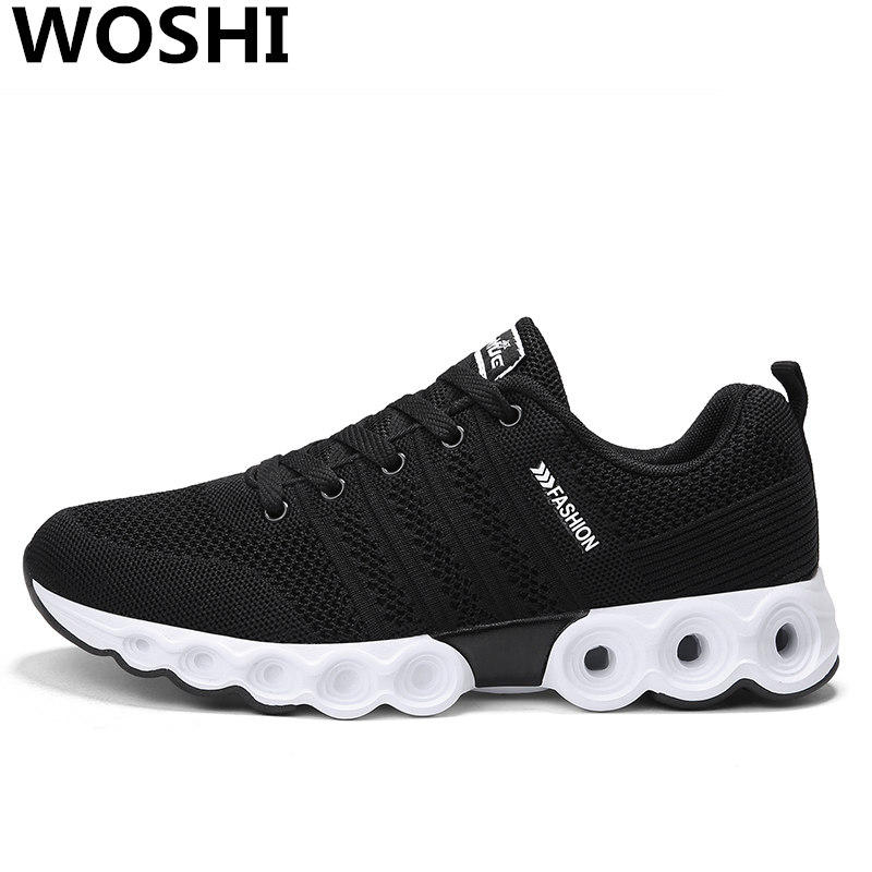 Summer Running sports breathable shoes men run gym trail running comfortable shoes men breathable sneakers for men Man w2
