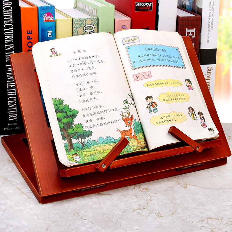 Colorful Wood Students Book Holder Bookends Creative Strong Book Stand for Kids Gift Bookshelf For Desk School Office Supply 1PC цена