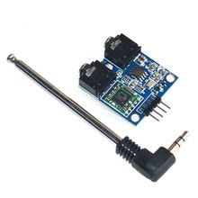 TEA5767 FM Stereo Radio Module for Arduino 76-108MHZ With Free Antenna(China)
