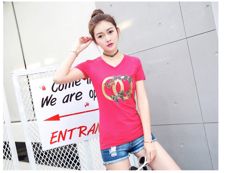 ec738e8b Hell Was Boring Women Tumblr Grunge Street Style T-Shirt Hipsters ...