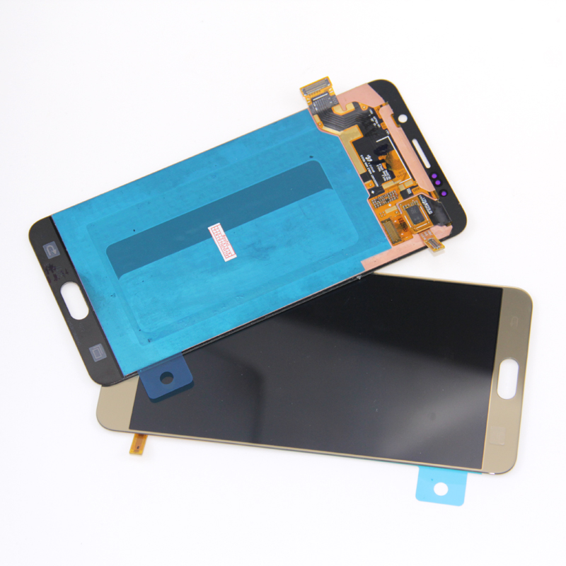 5.7'' Super AMOLED LCD for SAMSUNG Galaxy Note 5 LCD Display Note5 N920A N9200 SM-N920 N920C LCD Touch Screen