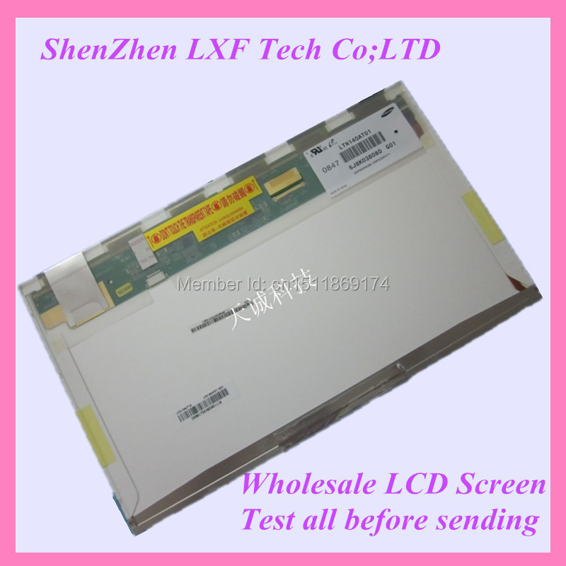 14.0'' Laptop lcd LED matrix screen LTN140AT23 LTN140AT16 LTN140AT07 LTN140AT26 LTN140AT02 LTN140AT04