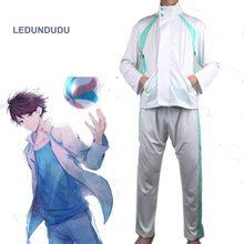 Anime Haikyuu!! Aoba Johsai di Alta Scuola Oikawa Tooru Scuola Uniforme Giubbotti Cappotto Degli Uomini di Cosplay Costumi