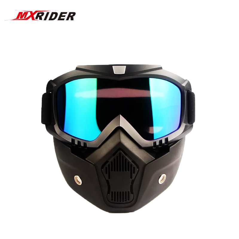 MXRIDER Skiing spectacles Snowboard Eyewear Motorcycle Racing Goggles Outdoor Sports Skiing Glasses Mask Sunglasses