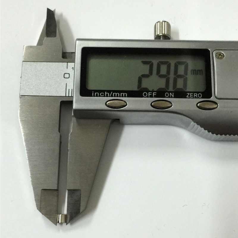 50 peças/pacote Mini N50 3*3 milímetros Disco Redondo Ímãs Ímã Da Terra Rara Forte Materiais Magnéticos