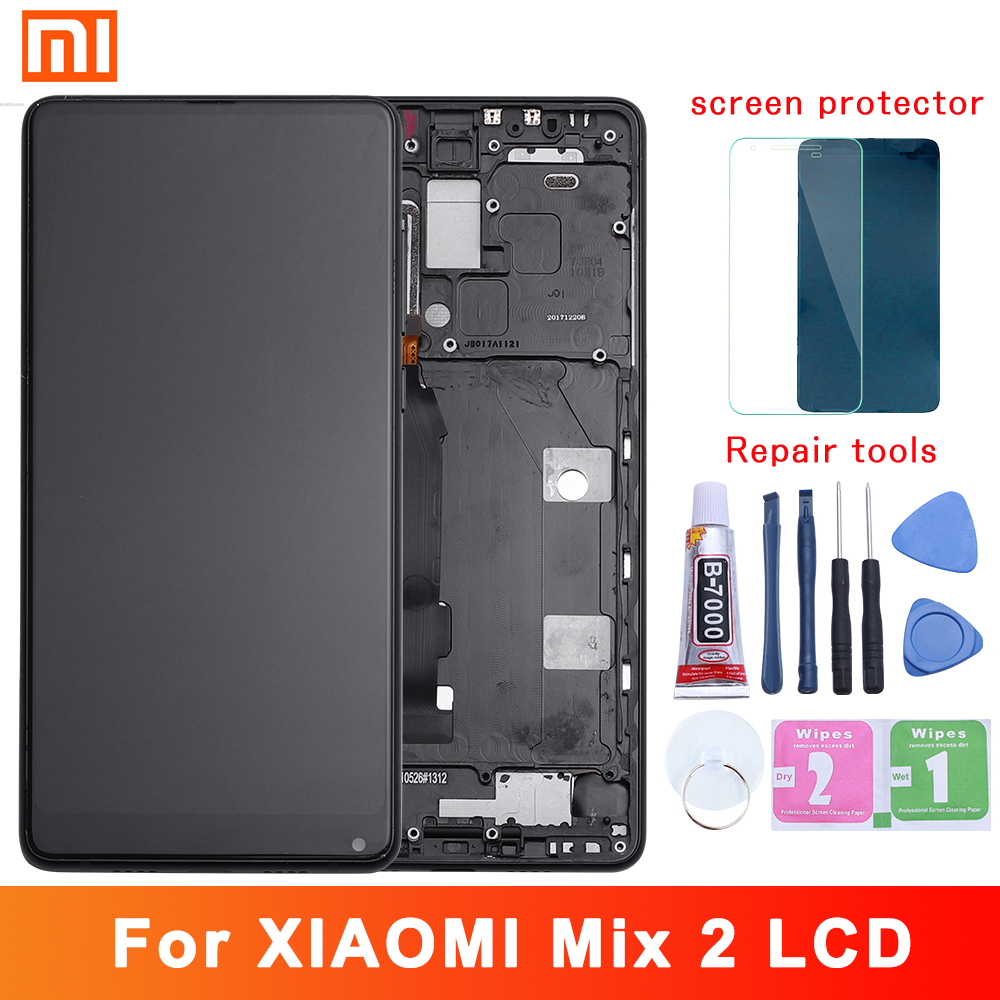 5.99 IPS Display For XIAOMI Mix 2 LCD Touch Screen Digitizer Replacement for Snapdragon 835 XIAOMI MI MIX 2 LCD MIX25.99 IPS Display For XIAOMI Mix 2 LCD Touch Screen Digitizer Replacement for Snapdragon 835 XIAOMI MI MIX 2 LCD MIX2