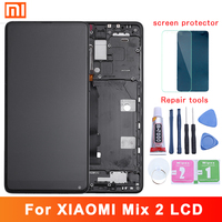 5.99 IPS Display For XIAOMI Mix 2 LCD Touch Screen Digitizer Replacement for Snapdragon 835 XIAOMI MI MIX 2 LCD MIX2