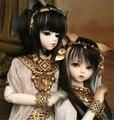 Кукла soom бжд 1 | 4 воображение кошка Тронд & киви