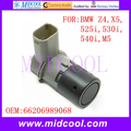 New Parking Sensor PDC Sensor use OE NO. 66206989068 for BMW Z4 , X5 , M5 , 525i , 530i , 540i