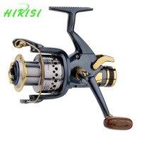 Free Shipping Spinning Reels SW5000 5 2 1 Metal Fishing Reel For Carp Fishing