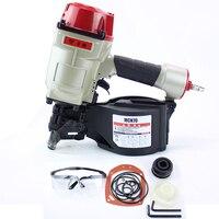 Quality MCN70 Pneumatic Coil Roofing Nailer Gun Air Nailing Gun Pneumatic Framing Nail Gun Coil Nailer Air Nailer Tool