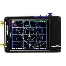 NanoVNA 50 кГц-900 МГц векторный сетевой анализатор цифровой сенсорный экран коротковолновый MF HF VHF UHF антенный анализатор стоящая волна